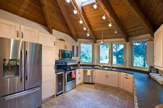 Woody Creek House_kitchen = perfection.