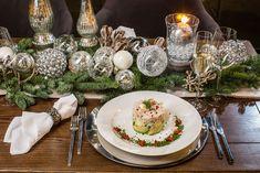 3 варианта сервировки новогоднего стола, которые удивят ваших гостей