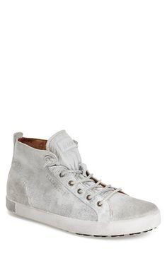 wholesale dealer 4bf98 d5972 Blackstone JM 02 High Top Sneaker (Men) High Top Sneakers, Kicks