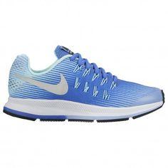 best loved 459fc 104c4 blue nike shoes for women,Nike Zoom Pegasus 33 - Girls  Grade School -  Running - Shoes - Aluminum Met Silver Med Blue Still Blu