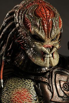 Alien Vs Predator, Wolf Predator, Predator Movie, Predator Alien, Horror Movie Posters, Horror Movies, Ghost Rider Wallpaper, Alien Design, Jojo's Bizarre Adventure
