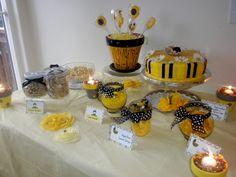 decoraciones de fiestas abejitas - Buscar con Google
