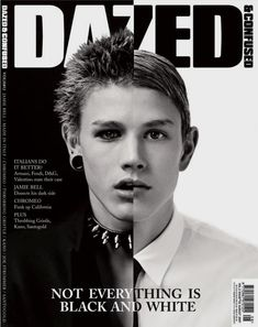 Cover - Best Cover Magazine - Dazed & Confused cover - August 2007 Best Cover Magazine : – Picture : – Description Dazed & Confused cover – August 2007 -Read More – Magazine Cover Layout, Magazine Front Cover, Magazine Layout Design, Fashion Magazine Cover, Magazine Covers, Magazine Layouts, Dazed Magazine, Cool Magazine, Ideas Magazine