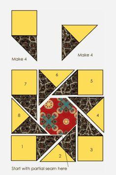 Idea for patchwork square