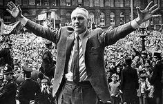 THE LATE GREAT BILL SHANKLY - For his vision, grit and determination in setting the foundation for 4 decades of success at Liverpool Football Club