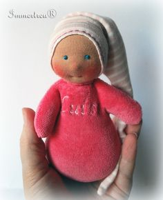 fabric doll by Immertreu®