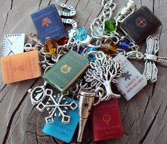 ADULT SIZE OutlanderSeries Books Fringe Charm by sophiesbeads, $48.99