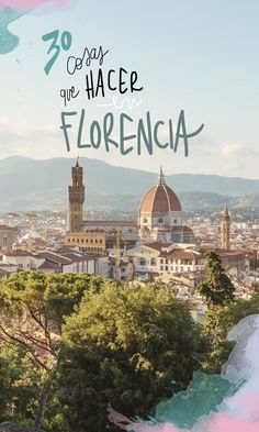 30 things to see and do in Florence. cosas que ver y hacer en Florencia. 30 things to see and do in Florence. Places To Travel, Travel Destinations, Places To Visit, Eurotrip, Travel Light, Travel Abroad, Travel Goals, Vacation Trips, Italy Travel