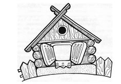 Výsledek obrázku pro деревянные украшения в детском саду