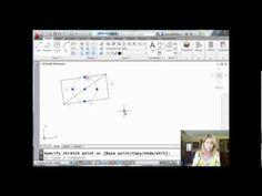▶ AutoCAD Tip -- Create Smart Geometry Automatically (Lynn Allen/Cadalyst Magazine) - YouTube