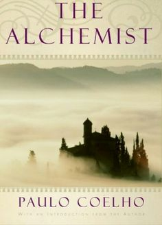 The Alchemist by Paulo Coelho #EccoDomaniCelebration
