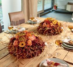 Pine Cones, Table Settings, Bloom, Table Decorations, Home Decor, Autumn, Crafting, Decoration Home, Room Decor