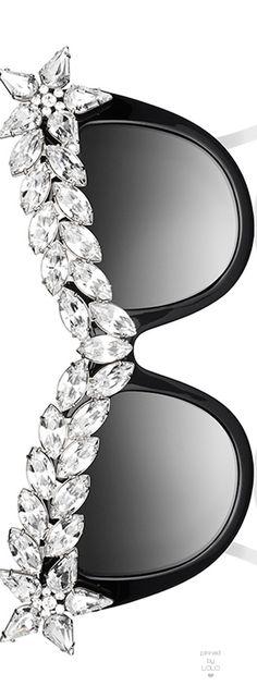 Anna-Karin Karlsson Decadence Crystal-Brow Sunglasses, Black Lunettes  Originales, Lunettes De. Lunettes OriginalesLunettes De SoleilMode ... e55f3de71c3a