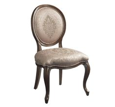 Bombay Co, Inc.::Dining::Dining Chairs::Marquise Oval Back Chair White Damask, Dining Chairs, Dining Room, Home Decor Accessories, Feng Shui, Modern Design, Wall Decor, House, Inspirational
