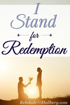 How to make redemption choices in your marriage after the world has turned upside down.