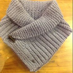 Knitting pattern-The Londynn Cowl (sizes for toddlers, children and adults) - Handcrafted 2019 Diy Crafts Knitting, Free Knitting, Baby Knitting, Knitting Patterns, Crochet Patterns, Cowl Scarf, Knit Cowl, Knit Crochet, Velvet Acorn