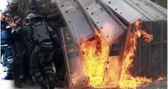 ¡CALLE CANDELA Y PLOMO! Sin Constitución ni disidencia permitida la dictadura nos empuja a incendiar el país