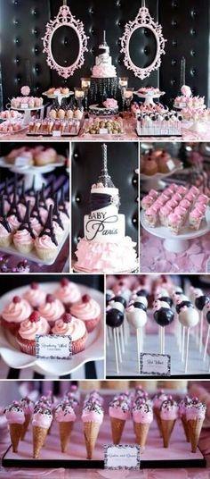 Candy bar o mesas dulces