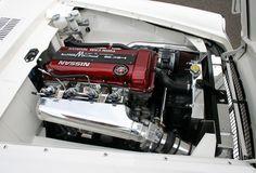 Tastefully Built 1969 Datsun Roadster Resto-Mod   Car Build Index