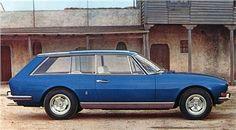 Peugeot 504 Break Riviera (Pininfarina), 1971