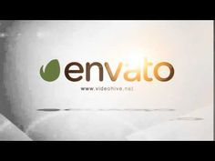 Elegant Glass Logo Reveal | After Effects template