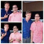 Benedict Cumberbatch & John Malkovich debuts at San Diego Comic-con 2014