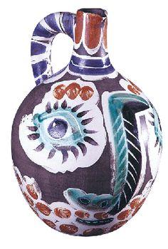 Vase Vallauris Picasso