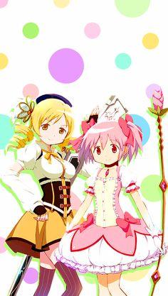 madoka magica wallpapers | Tumblr Tomoe, Madoka Magica, Studio Ghibli, Happy Show, Fanarts Anime, Anime Life, Cardcaptor Sakura, Manga Characters, Death Note
