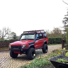 @tomcoopertd5 Definitely Has One Of The Best Looking Td5's About #LandRover…