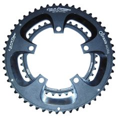 Chainrings and BMX Sprockets 177811: New* Praxis Levatime Cold Forged 52/36 Mid Compact Chainring Set Matte Black 110 BUY IT NOW ONLY: $139.95