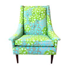 Love this fabric, but the husband would never go for it  http://www.finnstyle.com/kirsikka-upholstery-fabric.html