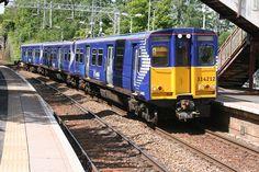 314212 at Patterton - British Rail Class 314 - Wikipedia Uk Rail, Electric Train, British Rail, Diesel Locomotive, Great British, Glasgow, Trains, Britain, Transportation