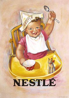 Vintage Ads Food, Vintage Food Posters, Vintage Italian Posters, Pub Vintage, Images Vintage, Vintage Advertising Posters, Old Advertisements, Advertising Signs, Vintage Labels