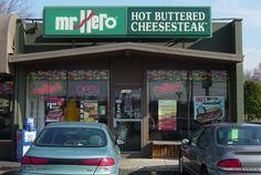 Kent Mr. Hero ~ 1343 South Water Street, Kent, Ohio 44240 ~ 330-673-6273 ~ Hours of Operation: Mon-Wed 10am-9:30pm, Thurs-Sat 10am-10pm, Sun 11am-8pm hero locat