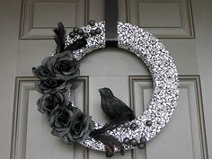 The Raven Wreath