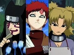 List of Naruto characters - Wikipedia, the free encyclopedia