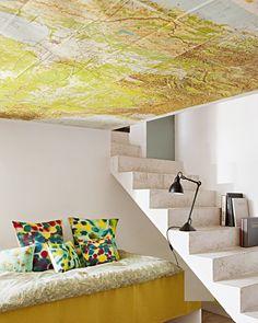 Un plafond d'évasion