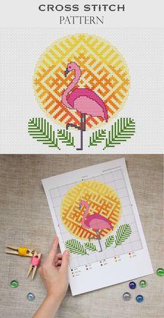 Modern Cross Stitch Patterns, Cross Patterns, Counted Cross Stitch Patterns, Cross Stitch Designs, Cross Stitch Bookmarks, Cross Stitch Cards, Cross Stitching, Diy Embroidery, Cross Stitch Embroidery