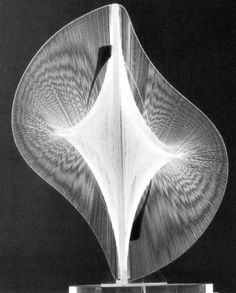 Linear Construction in Space 2- Naum Gabo