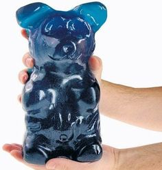 Big ass gummy bear