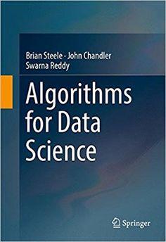 Algorithms for Data Science