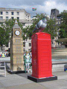 London's Icons  www.languageandthecity.com