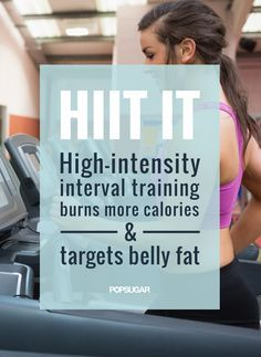 If you're looking to melt fat in time for bikini season, high-intensity interval training (HIIT) should be your new best friend.