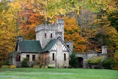 Squire's Castle,  Cleveland, OH