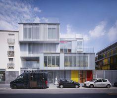 Early Childhood Center / a+ samueldelmas architects urbanistes
