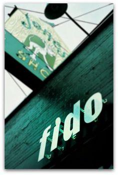 Fido Coffee // Hillsboro Village.. Most favorite place in Nashville!!!