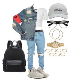 Untitled #1932 by mrkr-lawson on Polyvore featuring polyvore, fashion, style, Topshop, adidas Originals, Lamoda, Rolex, Forever 21, Calvin Klein Underwear, AMIRI and clothing