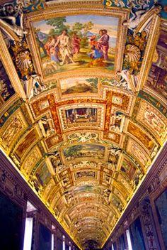 Vatican museum,Rome,Italy