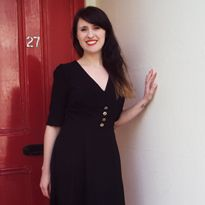 Our Favorite Indie Sewing Patterns + Giveaway: 1940′s Tea Dress