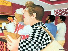 beryl cook paintings - Pesquisa do Google